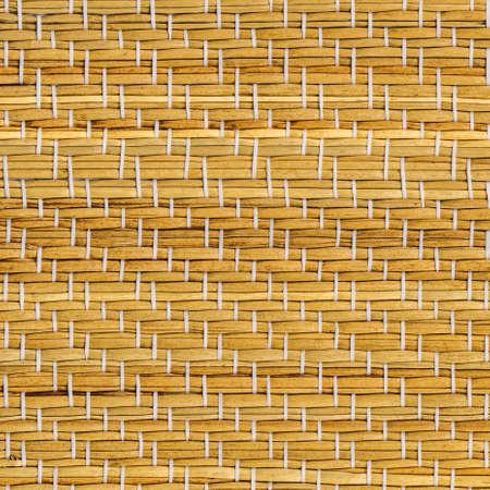 straw mat: Straw Mat Grunge Texture Detail