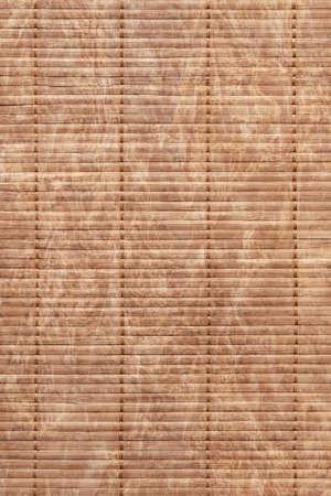place mat: Bamboo Place Mat Rough Bleached Grunge Texture