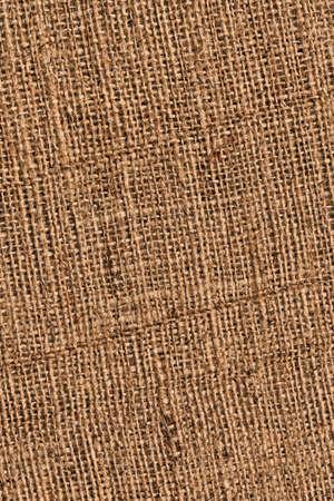 impurities: Photograph of roughly woven, extra coarse grain, burlap grunge texture.