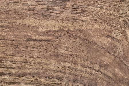 Photograph of Walnut Wood Veneer sheet grunge texture sample.