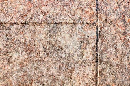 decomposed: Viejo, desechado, muy corro�dos balsa r�o caba�a flotante soldado superficie de metal, cubierto con capas descompuestas de pintura y �xido. Foto de archivo