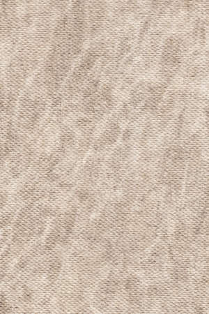 impurities: Photograph of coarse grain, Acrylic primed, Artist Cotton duck canvas, bleached, mottled texture sample. Stock Photo