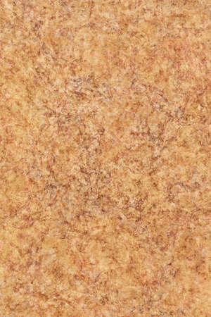 Cork tile, with abstract decorative line and mesh surface pattern, vivid yellowish Amber color grunge texture. photo