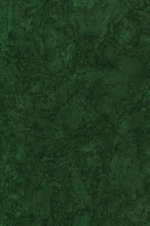 kelly: Photograph of Recycle Dark Kelly Green Pastel Paper, coarse grain, bleached, mottled, grunge texture sample.
