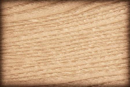 veneer: Maple Wood Veneer Yellow Ocher vignette, grunge texture sample.
