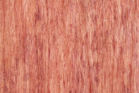 cherry hardwood: Natural Cherry Wood Brownish Red Veneer, bleached, stained grunge texture sample. Stock Photo