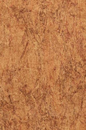 unrefined: Artist Cotton raw Canvas, unrefined, unprimed, extra coarse, bleached, mottled, grunge texture sample.