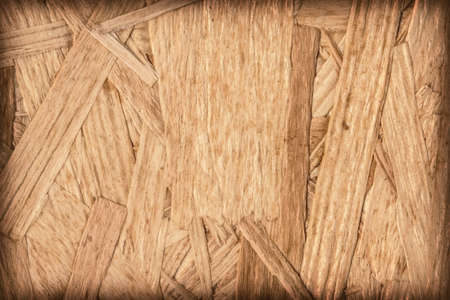 provisional: Aglomerado de madera, �spero, extra gruesa superficie vi�eta grunge textura.