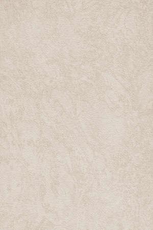 impurities: Photograph of Recycle Watercolor Paper, coarse grain, Grayish Beige, grunge texture detail sample. Stock Photo
