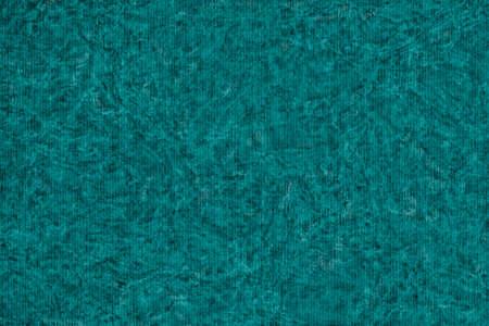 dark pastel green: Photograph of Recycle Striped Dark Emerald Green Pastel Paper, bleached, mottled, coarse grain, grunge texture sample.