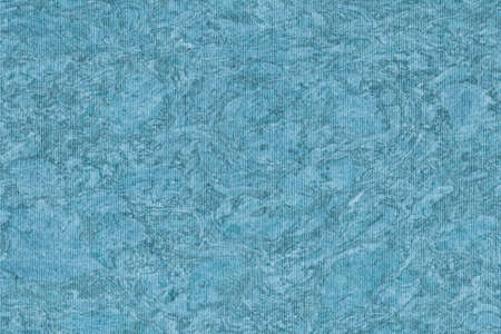 impurities: Photograph of Recycle Striped Powder Blue Pastel Paper, bleached, mottled, coarse grain, grunge texture sample.