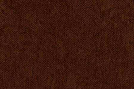 umber: Photograph of Artist Burnt Umber Primed Cotton Duck Canvas coarse, bleached, mottled, grunge texture.