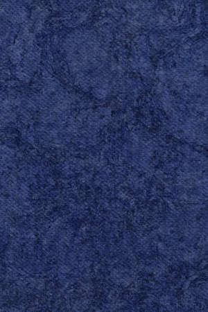 blue navy: Fotograf�a del artista Azul marino imprimado algod�n grueso lienzo Pato, blanqueado, moteado, la textura del grunge.