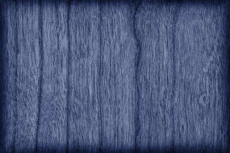 blue navy: Cherry Wood Bleached and Stained Navy Blue Vignette Grunge Texture Sample.