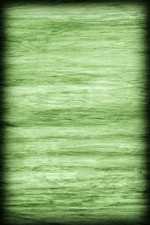 shellac: Oak Wood Bleached and Stained Green Vignette Grunge Texture Sample.