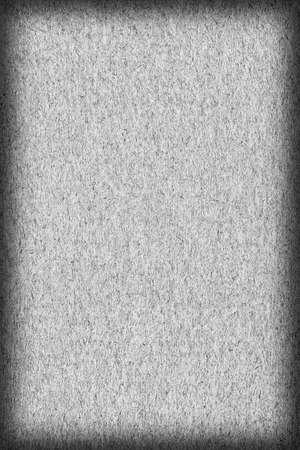 impurities: Old Gray Recycle Kraft Paper, coarse grain, crumpled, grunge vignette texture sample.