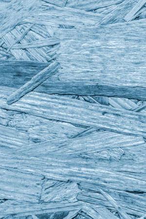 chipboard: Chipboard Marine Blue Stained, Rough, Extra Coarse, Grunge Texture Detail.