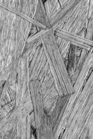 chipboard: Chipboard Bleached and Stained Dark Gray, Rough, Extra Coarse, Grunge Texture Detail.
