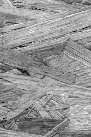 provisional: Chipboard Bleached and Stained Dark Gray, Rough, Extra Coarse, Grunge Texture Detail.