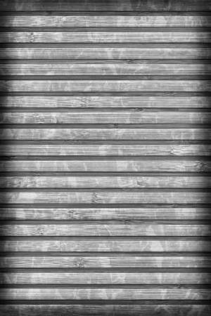 handiwork: Bamboo Mat Handiwork, Bleached and Stained Gray, Vignette Grunge Texture Sample.