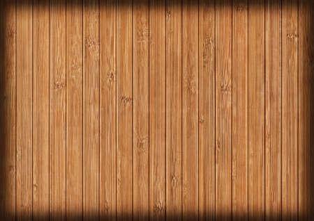 handiwork: Natural Bamboo Handiwork Detail, Vignette Grunge Texture Sample.