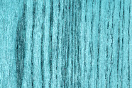 Oak Wood Bleached and Stained Cyan Grunge Texture Sample.