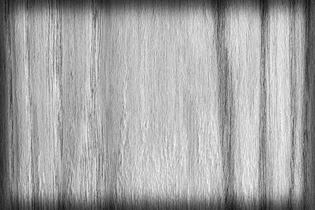 shellac: Oak Wood, Bleached and Stained Dark Gray, Vignette, Grunge Texture Sample.