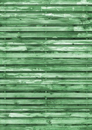 green lines: Old Wooden Mat, Bleached and Green Stained, Varnished, Weathered, Cracked, Scratched, Grunge Texture.
