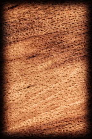 shellac: Beech Wood, Natural Ocher, Vignette, Grunge Texture Sample.