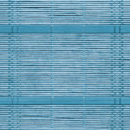 straw mat: Straw Mat, Bleached and Stained Pale Powder Blue, Grunge Texture Sample.