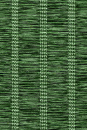 plaited: Paper Parchment Plaited Place Mat, Dark Green, Grunge Texture Sample.