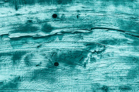dilapidation: Old Wood, Weathered, Rotten, Cracked, Dark Pale Cyan, Grunge Texture.