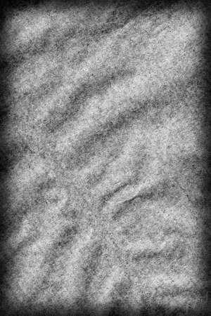 mottled: Recycle Gray Kraft Paper Coarse Crumpled Mottled Vignette Grunge Texture.