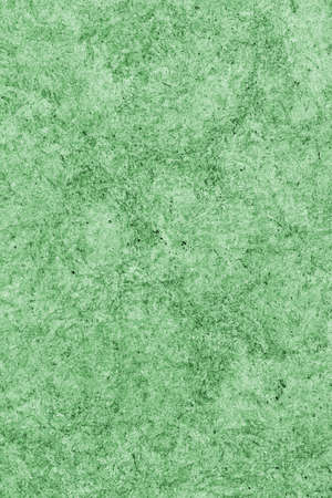 kelly: Recycle Kraft Paper Coarse Crumpled Green Grunge Texture. Stock Photo