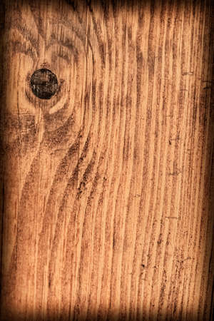 vignette: Old Wood Vignette Grunge Texture.