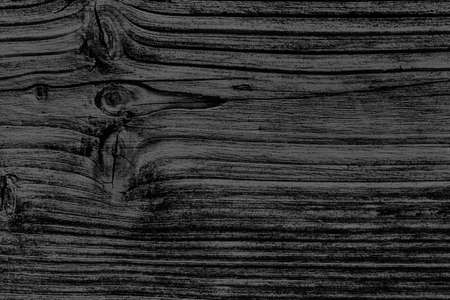 Old Black Stained Wood Grunge Texture. Фото со стока