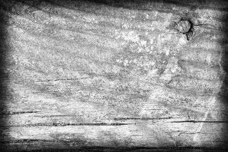 knotting: Old Wood Gray Vignette Grunge Texture.