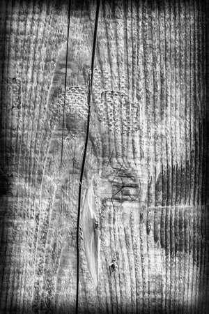 vignette: Old Wood Gray Vignette Grunge Texture.