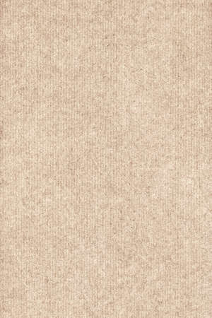 coarse: Recycle Beige Striped Paper Coarse Crumpled Grunge Texture Stock Photo