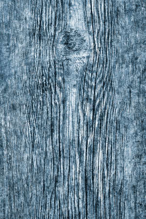 bollard: Old Knotted Wood Weathered Rotten Cracked Bleached And Stained Powder Blue Grunge Texture Stock Photo