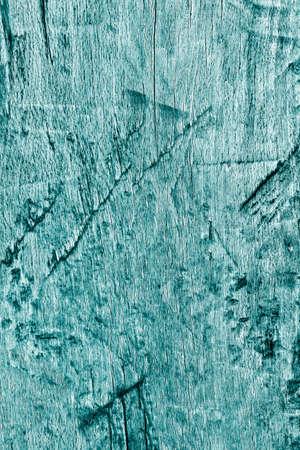 floorboard: Old Weathered Rotten Cracked Wooden Rustic Floorboard Coarse Monochrome Cyan Grunge Texture