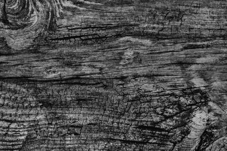 floorboard: Old Knotted Weathered Rotten Cracked Wooden Rustic Floorboard Coarse Black Grunge Texture Stock Photo