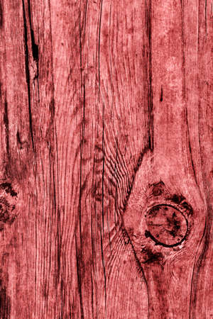 floorboard: Old Knotted Weathered Rotten Cracked Wooden Rustic Floorboard Coarse Maroon Red Grunge Texture Stock Photo