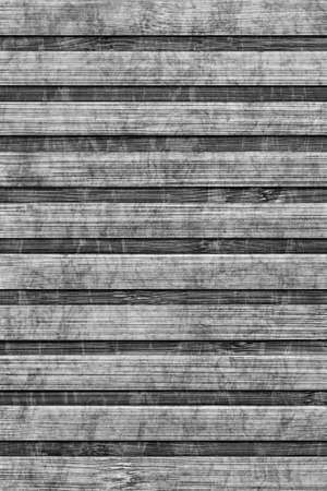 treated: Bamboo Place Mat Bleached and Stained Dark Gray Grunge Texture Detail