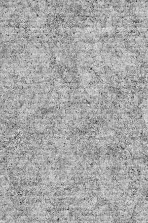 Recycled Gray Corrugated Fiberboard Coarse Mottled Grunge Background Texture