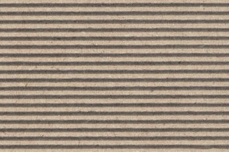 Recycled Brown Corrugated Fiberboard Coarse Grunge Background Texture