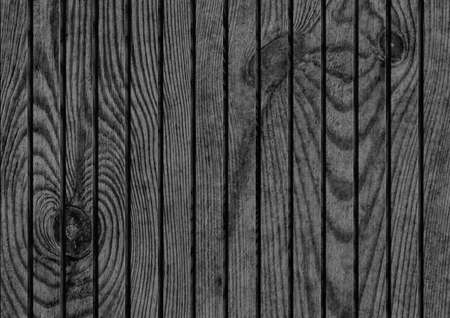 floorboards: Old Weathered Cracked Knotted Black Pine Wood Flooring Rustic Grunge Texture