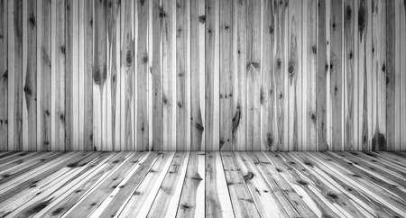 素朴な結び目松木灰色背景の風景