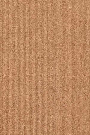 Recycled Manila Striped Brown Kraft Paper Coarse Grunge Texture