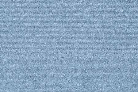 Recycled Manila Striped Blue Kraft Paper Coarse Grunge Texture Stock Photo
